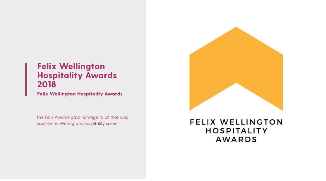 Vote for the Felix Awards!!